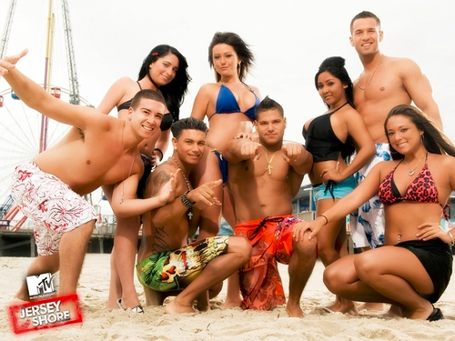 Jersey Shore crew during its hey-day_MTV via FanPop