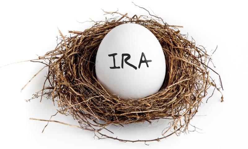 IRA nest egg retirement