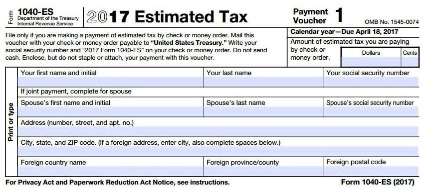 The Scoop On Paying Estimated Taxes  DonT Mess With Taxes