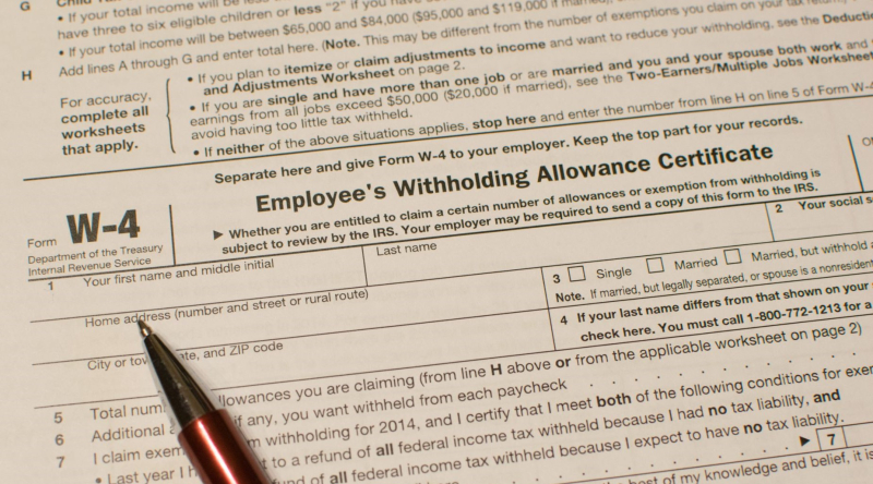 W-4_withholding_federal_tax_allowance_form