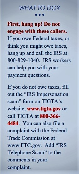 Irs Impersonators Have Stolen More Than  Million And The Tax