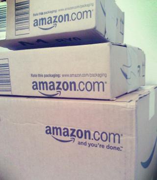 Amazon boxes by brendan-c via Flickr