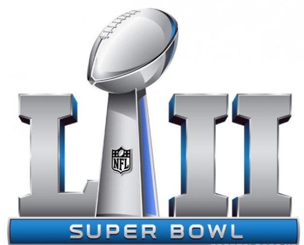 Super Bowl 2018 LII logo NFL