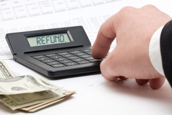 Refund calculator