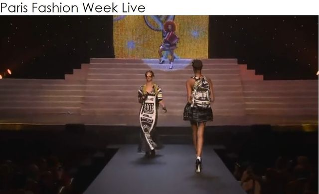 Paris Fashion Week via PFWLive
