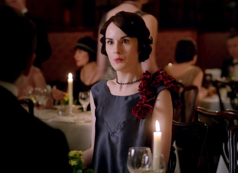 What could shock Downton Abbey's Lady Mary Crawley via PBS Masterpiece