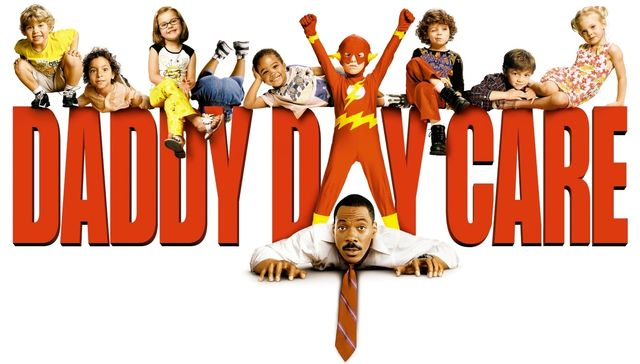 Daddy Day Care movie poster image