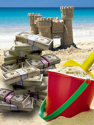 Beach tax haven