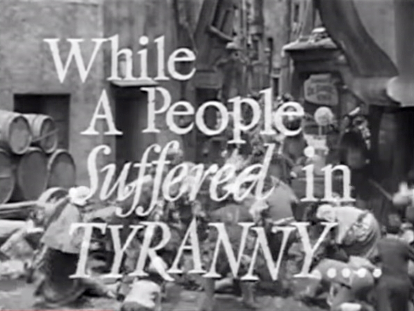 Tale of Two Cities classic film trailer_suffered in tyranny screen shot