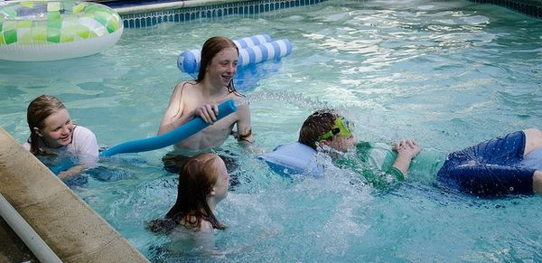 Sloshing Through Swimming Pool Tax Deduction Rules Don 39 T Mess With Taxes