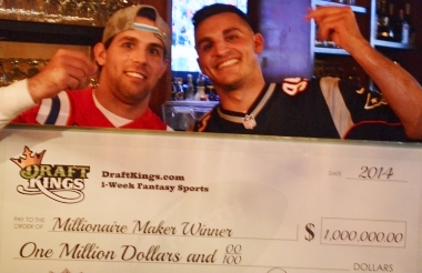 Gomes Brothers DraftKings Winners