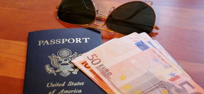 Passport to adventure by Mike via Flickr CC