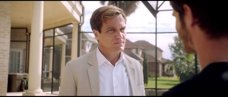 Golden Globe best supporting actor nominee Michael Shannon in 99 Homes