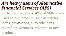 Millennials and alternative financial services_PWC survey 2016 excerpt