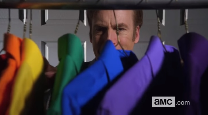 Jimmy is too colorful for that establishment law firm_Better Call Saul AMC