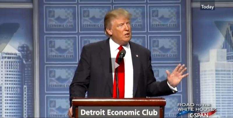 Donald Trump speaks to Detroit Economic Club 8-8-16(2)_CSPAN