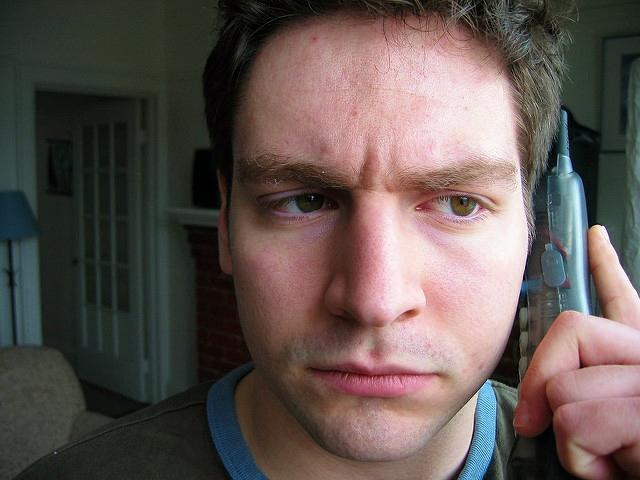 A troubling phone call_rocketace via Flickr