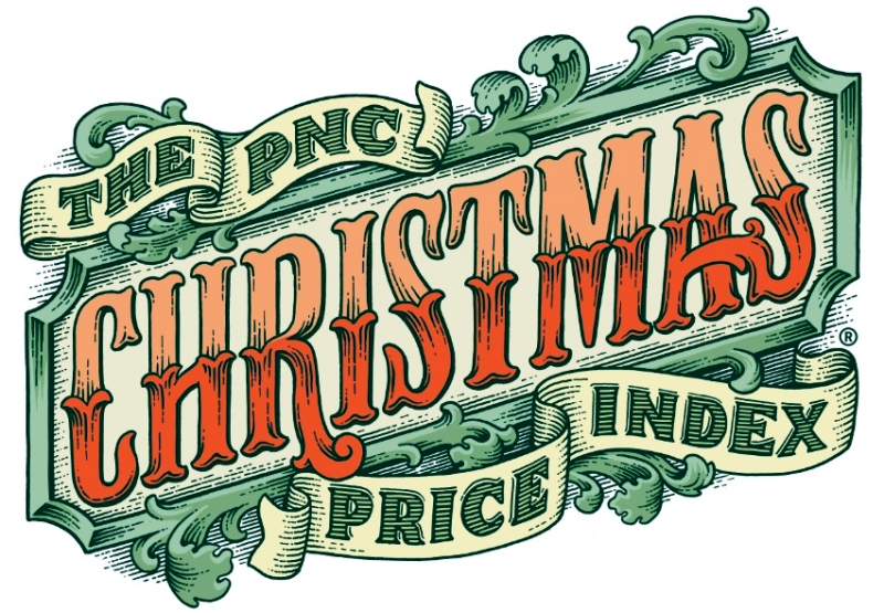 pnc christmas price index 2016 logo - 12 Days Of Christmas Cost