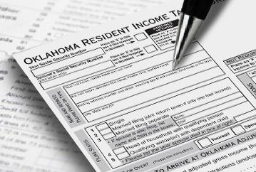 Oklahoma tax return