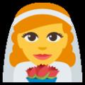 Emoji bride