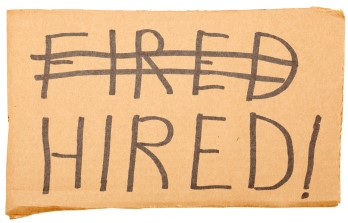 Fired hired rehired original