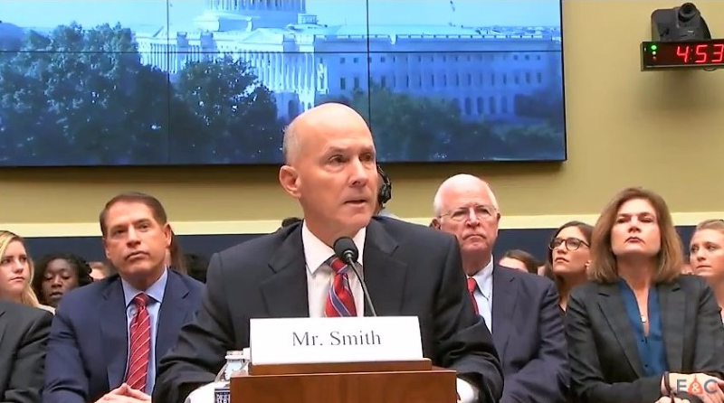Equifax former CEO Richard Smith_House Energy-Commerce Committee opening statement 100317