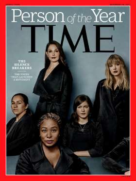 Time persons of the year 2017