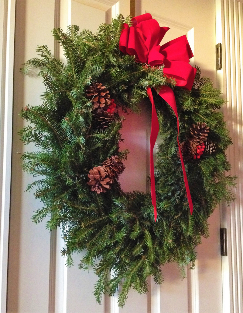 Indoor wreath 2017