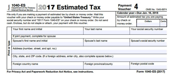 6 Ways To Pay Your Estimated Taxes Dont Mess With Taxes