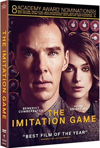 Imitation Game Amazon advertisement