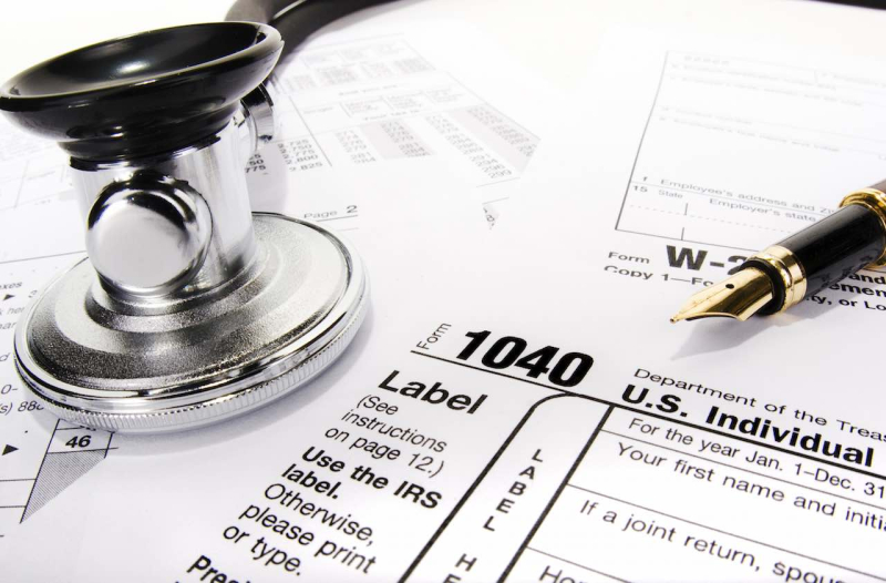 Health care and tax filing