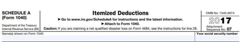 2017 Schedule A_header