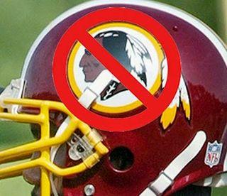 No to Redskins NFL name via Socratic Gadfly blog