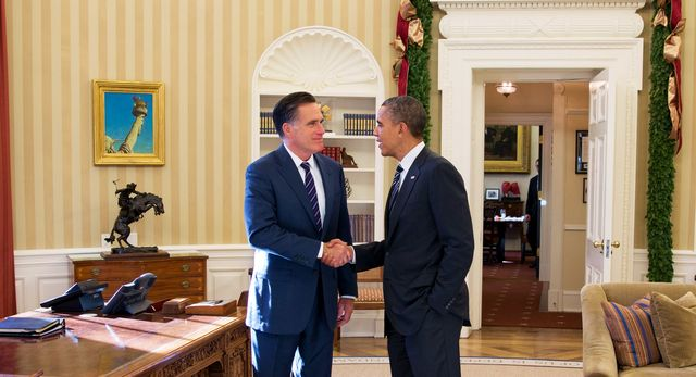 Obama meets with Ronmney after 2012 election_cropped