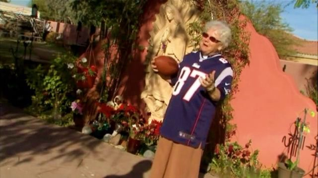 Sister Linda at Phoenix monastery renting rooms to Super Bowl XLIX fans_Fox2Now video screenshot
