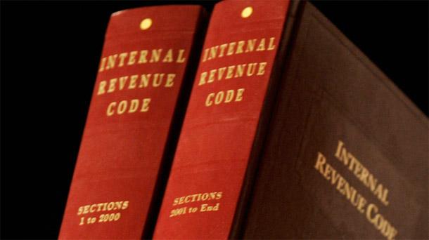 Tax Code Books