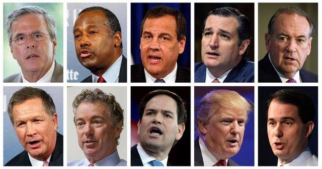 GOP-2016-Fox-Debate-10-Candidates