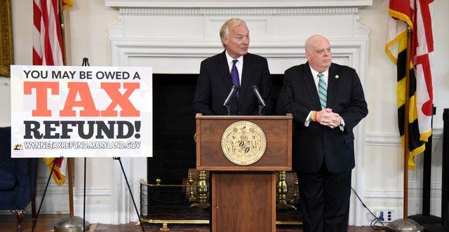 Maryland Wynne SCOTUS ruling tax refund press conference_Joe Andrucyk