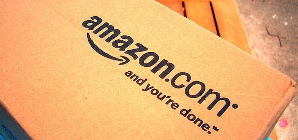 Amazon box by MikeBlogs via Flickr CC