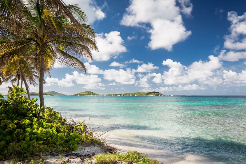 Caribbean island view Christian Lendl Flickr CC