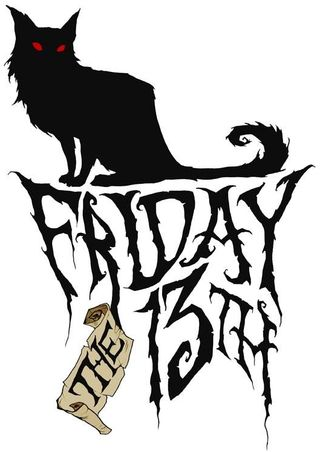 Friday the 13th_black cat_Pinterest