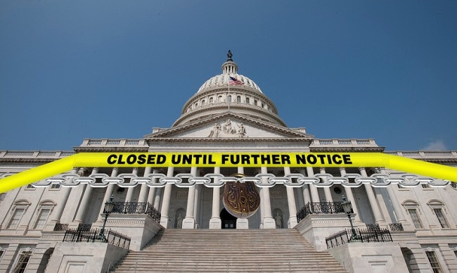 Federal Government shutdown looming Dec 11 2015 funding deadline nears