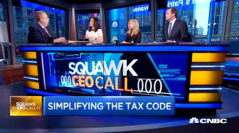 HRBlock CEO talks tax reform on CNBC Squawk CEO Call 021616