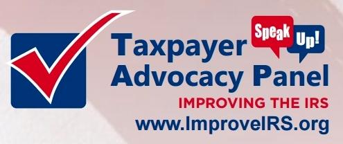 IRS Taxpayer Advocacy Panel TAP logo URL