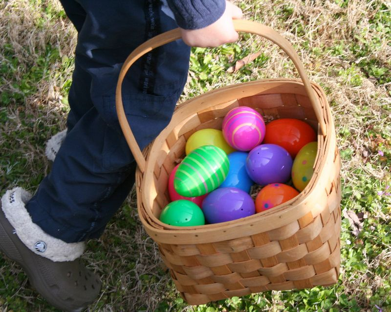 Easter Basket by Andrew McDowell via Flickr
