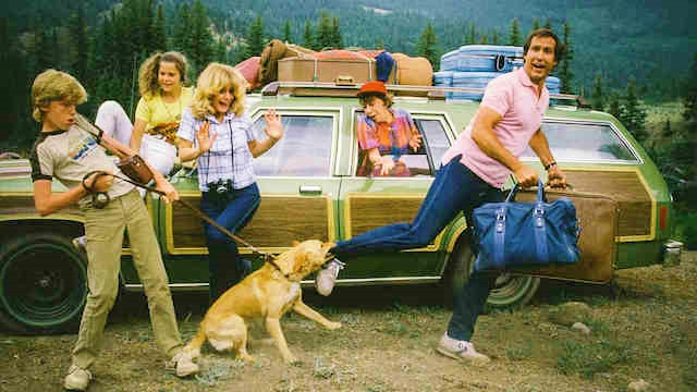 National Lampoon's Vacation with the Griswolds