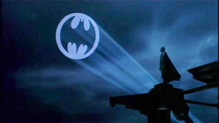 Signaling batman_bat signal