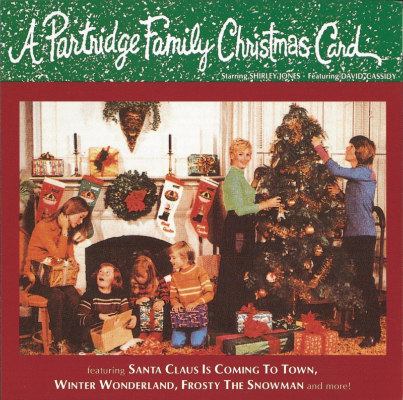 Partridge Family Christmas album