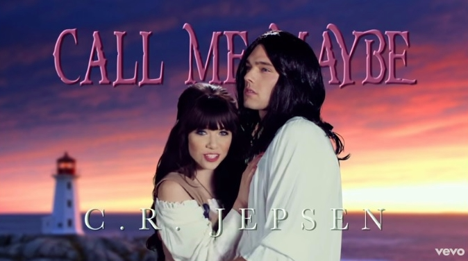 Call Me Maybe Carly Rae Jepsen video screenshot