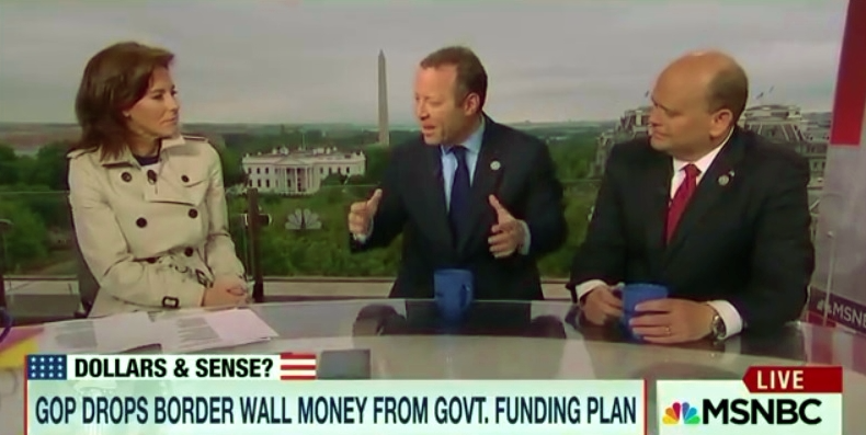 Problem Solvers Reps Josh Gottheimer and Tom Reed on MSNBC 042617